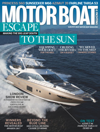 Motor Boat & Yachting March 2017