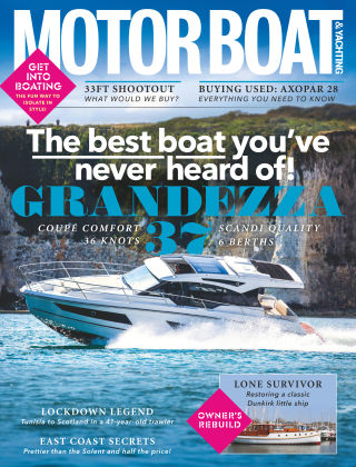 Motor Boat & Yachting August 2020