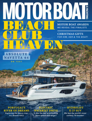 Motor Boat & Yachting January 2021