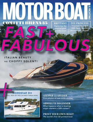 Motor Boat & Yachting February 2021