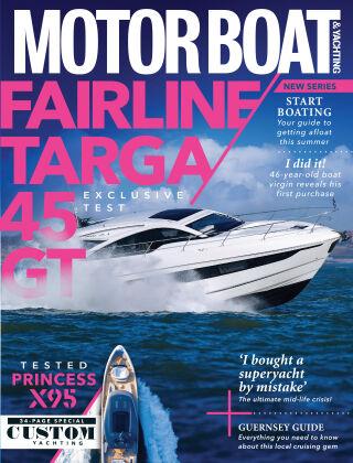 Motor Boat & Yachting May 2021