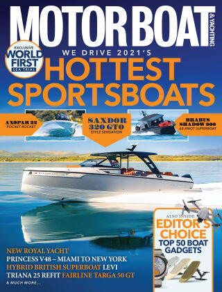 Motor Boat & Yachting August-21