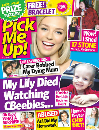 Pick Me Up! 12th June 2014