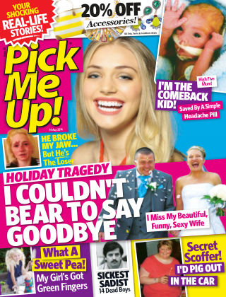 Pick Me Up! 14th August 2014