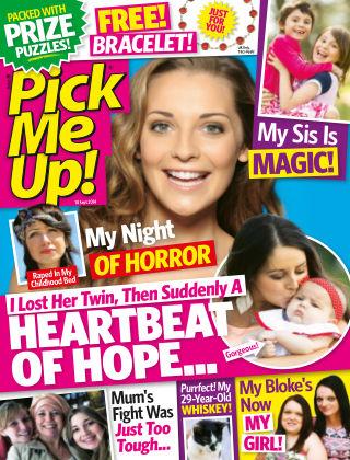 Pick Me Up! 18th September 2014