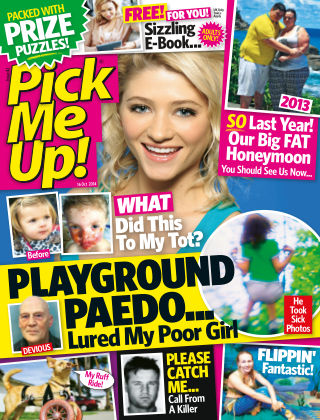 Pick Me Up! 16th October 2014