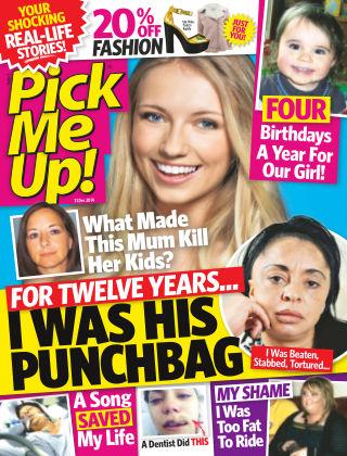 Pick Me Up! 31st December 2014