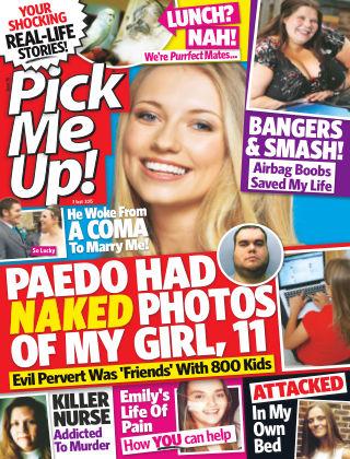 Pick Me Up! 3rd September 2015