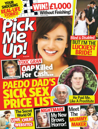 Pick Me Up! 10th September 2015