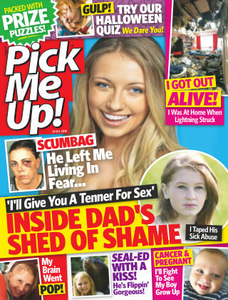 Pick Me Up! 29th October 2015