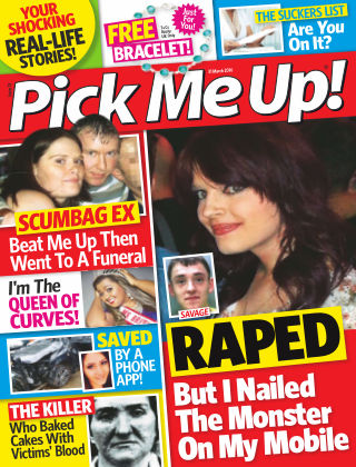 Pick Me Up! 31st March 2016
