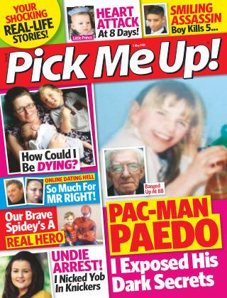 Pick Me Up! 5th May 2016
