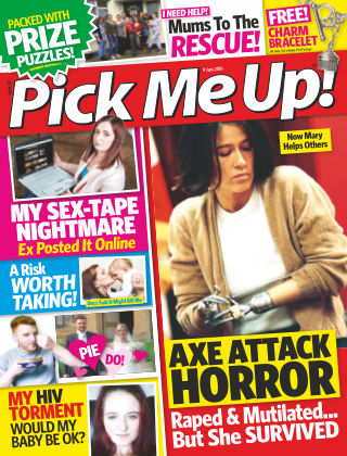 Pick Me Up! 9th June 2016