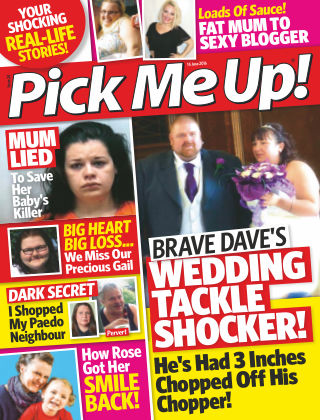 Pick Me Up! 16th June 2016