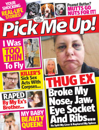 Pick Me Up! 28th July 2016