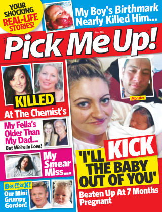 Pick Me Up! 4th August 2016