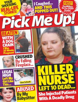 Pick Me Up! 29th September 2016