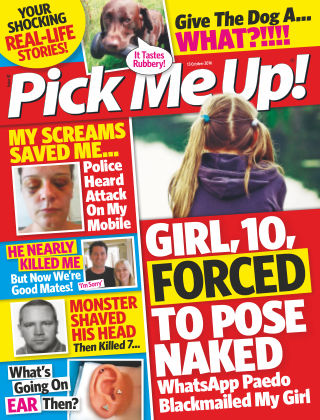 Pick Me Up! 13th October 2016