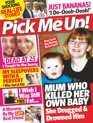 Pick Me Up! 20th October 2016