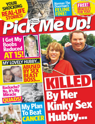 Pick Me Up! 29th June 2017