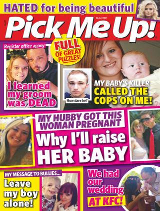 Pick Me Up! 26th April 2018