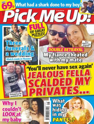 Pick Me Up! 12th July 2018