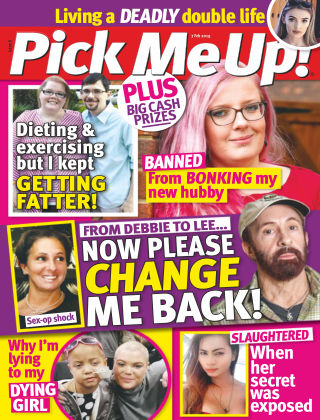 Pick Me Up! Feb 7 2019