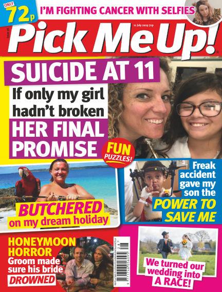Pick Me Up! July 04, 2019 00:00