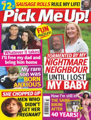 Pick Me Up! Aug 15 2019