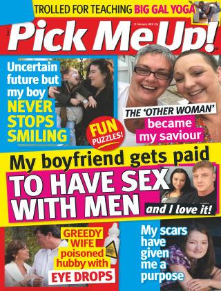 Pick Me Up! Feb 13 2020