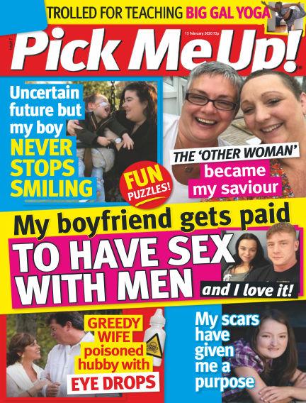 Pick Me Up! February 06, 2020 00:00