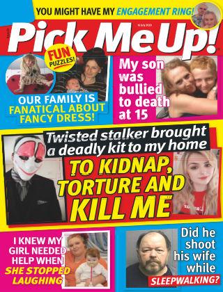 Pick Me Up! 16th July 2020