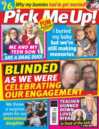 Pick Me Up! 24th September 2020