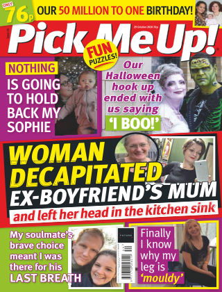 Pick Me Up! 29th October 2020