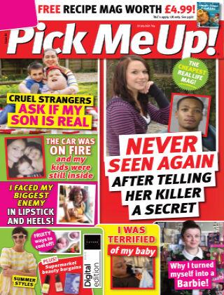 Pick Me Up! 29-Jul-21