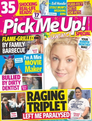 Pick Me Up! Specials August 2016