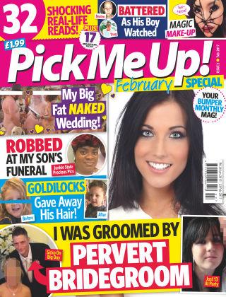 Pick Me Up! Specials Inside Crime 1 2017