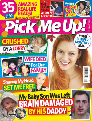 Pick Me Up! Specials Issue 10 - 2017