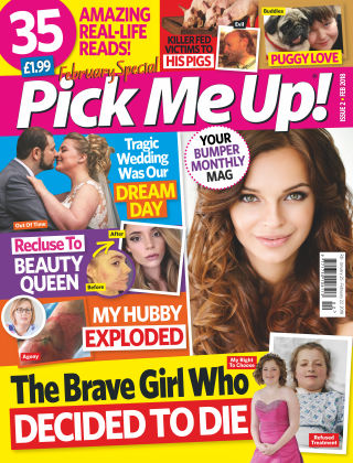 Pick Me Up! Specials Issue 2 - 2018