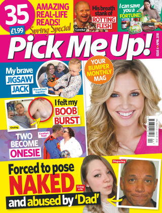 Pick Me Up! Specials Issue 4 - 2018