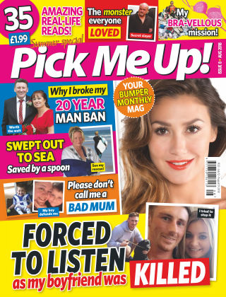Pick Me Up! Specials Issue 8 - 2018