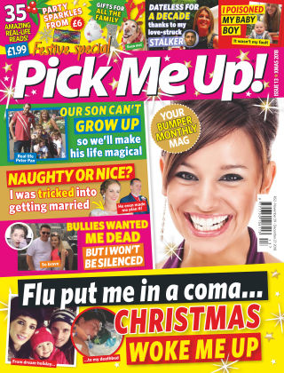 Pick Me Up! Specials Issue 13 - 2018