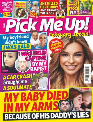 Pick Me Up! Specials Feb 2020