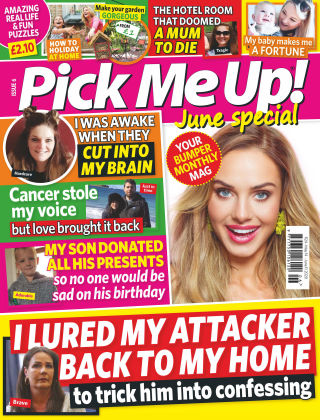 Pick Me Up! Specials Jun 2020