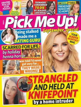 Pick Me Up! Specials September 2020