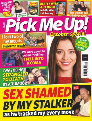 Pick Me Up! Specials October 2020