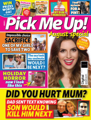 Pick Me Up! Specials August-21