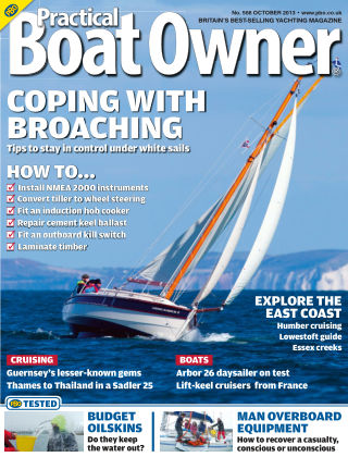 Practical Boat Owner October 2013