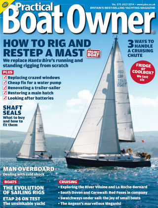 Practical Boat Owner July 2014