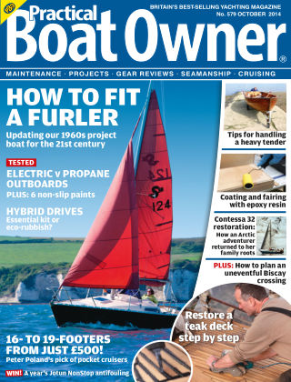 Practical Boat Owner October 2014